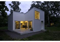 Маленький шведский дом | Dinell Johansson | Архитектура | Статьи | Архитектура, интерьер, дизайн в ежедневном формате. Theroom.ru