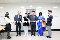 인도 KITT 대학교 이사장 방문 / 중원대 KITT센터 개소식(2014-09-24)
