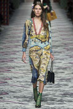 Gucci and The Carte de Tendre #gucci #cartedetendre #gucci2016 #dress #archivista