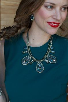 Silpada's limited edition Blue Streak Necklace is only available until Dec. 31, 2014! #Silpada