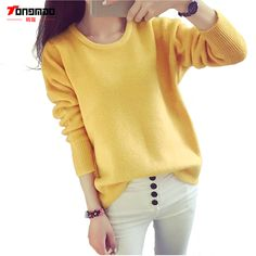 #aliexpress, #fashion, #outfit, #apparel, #shoes #aliexpress, #Women, #Autumn, #Winter, #Cashmere, #Blend, #Candy, #Color, #Sweater, #Sleeve, #Pullovers, #Knitted, #Female, #Sweaters