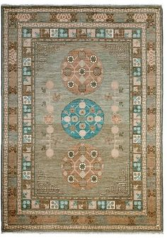 "Bloomingdale's Windsor Collection Oriental Rug, 6'1"" x 8'5"""