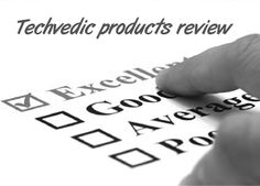 One more #TechvedicCustomerReview Recently posted on Sulekha. http://goo.gl/ZQxzy4