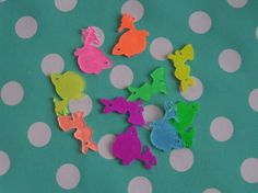 Oline art: Jeg leger med krymeplast! søde ideer i kommentarerne