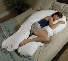 De hecho, una almohada con forma de U para todo tu cuerpo: | 15 Productos que cambiarán la forma en que duermes en 2016