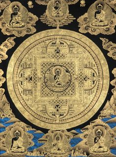 the Buddha Mandala