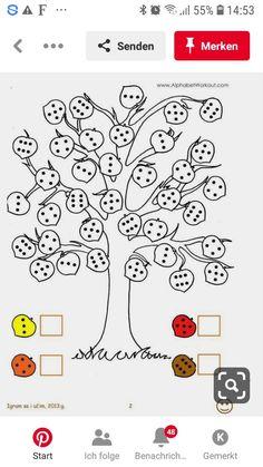 Kindergarten Portfolio, Kindergarten Centers, Math Centers, Alphabet Activities, Preschool Worksheets, Preschool Activities, Counting Worksheet, Early Years Maths, Montessori Math