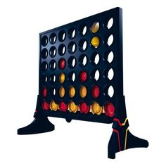 Connect Four Classic Grid Game by Hasbro Games