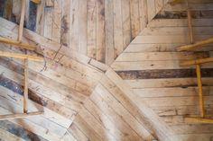 Floor Finish pattern @ Isa - Brooklyn