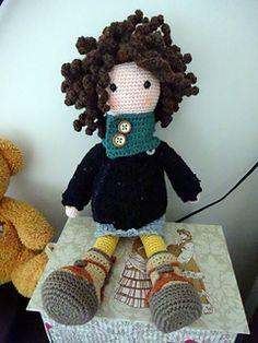 Ravelry: Zoriushka's Doll Monja