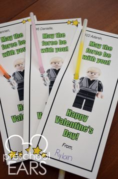 Star Wars Valentines including a free download