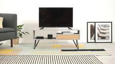 a video thumbnail Media Unit, Open Plan, Studio, Video Thumbnail, The Unit, Living Room, Snug, Home, Decor
