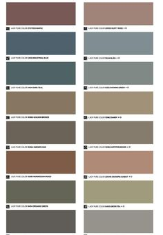 from Jotun LADY - Det nye fargekartet 2018 Living Room Decor Colors, Room Colors, Wall Colors, House Colors, Bedroom Colour Palette, Colour Pallete, Living Room Inspiration, Color Inspiration, Jotun Lady