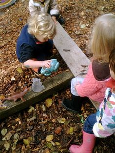 Teacher Tom: outdoor play