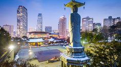 The Seoul Special City is the capital and largest metropolis of South Korea. Book your cheap airline tickets to Seoul now. Call at 877-467-3273.