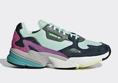 8d28212b06b735 adidas Falcon Womens BB9175 Release Info  thatdope  sneakers  luxury  dope   fashion