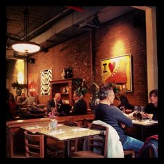 The Cupping Room Cafe, Soho | Our Space | Pinterest | Soho