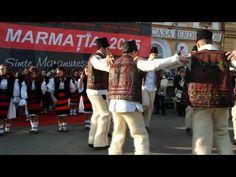 Festivalul de datini si obiceiuri de iarna - Marmatia 2015