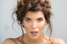 Fotógrafo de book | Sesión de estudio para modelo  Modelo: Lourdes Homedes