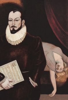 The murders and madrigals of Don Carlo Gesualdo.