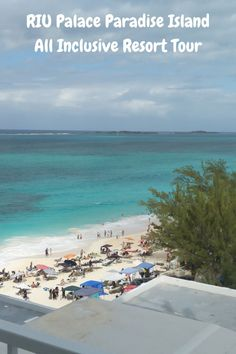 RIU Palace Paradise Island Bahamas All Inclusive Resort Tour Bahamas All Inclusive, Bahamas Honeymoon, All Inclusive Vacation Packages, Best Honeymoon, Best Resorts, Paradise Island, Travel Couple, Palace, Tours