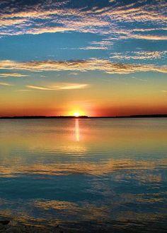 Lima Ohio Sunset by Dan Sproul