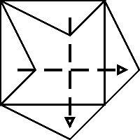Mosaicos tipo Escher 1