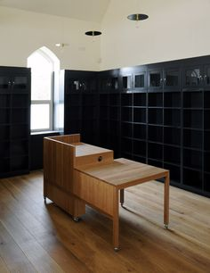 JHA - Jonathan Hendry Architects - Conversion of a Methodist Chapel into an Arts & Heritage Centre