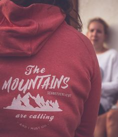 The mountains are calling - 2016