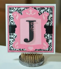 Cricut.  Jeanne's Paper Crafts: Sophisticated