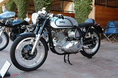 Cafe Racer Perma