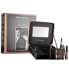 MAKE UP FOR EVER Give In To Me Makeup Kit: Inspired by the movie Fifty Shades of Grey Review
