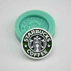 Starbucks Silicone Mold  #starbuckssiliconemold #siliconemold #bakingsupplies http://www.itacakes.com/product/starbucks-logo-silicone-mold/
