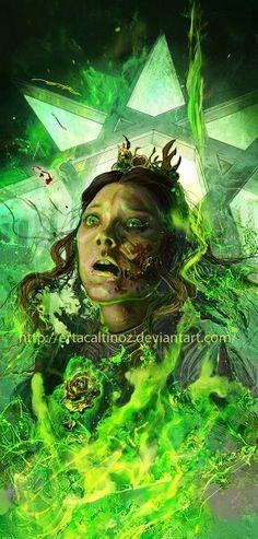 Margaery Tyrell by Ertaç Altınöz