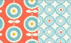 Inspired by Scandinavian retro and vintage patterns Scandinavian Wallpaper, Scandinavian Pattern, Scandinavian Folk Art, Textures Patterns, Fabric Patterns, Print Patterns, Style Patterns, Graphic Patterns, Pattern Texture