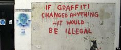 Banksy Arrest