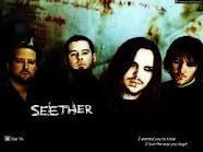 Seen Seether in concert.