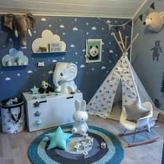 Kids Black and White Teepee with Pandas Tipi with poles Etsy Baby Boy Room Decor, Baby Room Design, Baby Bedroom, Baby Boy Rooms, Baby Boy Nurseries, Nursery Room, Playroom Decor, Kids Decor, Kids Bedroom Furniture