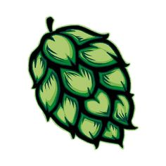 Etiqueta de cerveza Beer Brewing, Home Brewing, Hop Tattoo, Hops Plant, Grafic Art, Beer Hops, Beer Pictures, Beer Art, Brew Pub