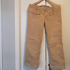 Abercrombie & Fitch cropped pants A & F pants Abercrombie & Fitch Pants Ankle & Cropped