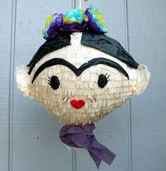 Mini Fiesta Frida Pinata- Ready to Ship