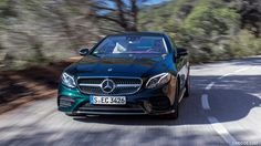 2018 Mercedes-Benz E400 Coupe 4MATIC - Front HD