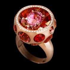 Yael Sonia Jewelry  RINGS | ... Jewellery TRENDS & COLOURS - TRENDS & COLORS: Ring by Lorenz Bäumer