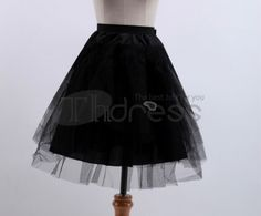 White boneless organza wedding dress petticoat