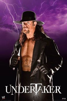 Posters: Wrestling Poster – WWE, Undertaker Lightning (36 x 24 inches)  hai Friends WELCOME WELCOME WELCOME   my Social Webside PINTEREST  by  ROMENTIC MAN  MATHAN.T.RAJ
