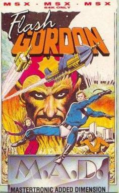 Flash Gordon was a video game based on a comic book character of the same name. The game was published in 1986 by Mastertronic for the Amstrad CPC, Commodore 64 and ZX Spectrum personal computers.Reception   Zzap!64 praised the Commodore 64 version of the game. Reviewers appreciated the gameplay variety offered by the three different sections of the game, and the quality of graphics and sound. It was rated 89% overall.References
