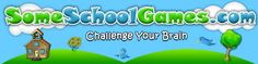 Some School Games collection of fun Kid Safe Games that promote problem solving and logical thinking skills. Learning Websites, Educational Websites, Educational Technology, Kids Learning, School Websites, Interactive Websites, Technology Tools, Technology Design, Technology Logo