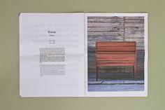 Manufaktur Benlevi Editorial Design - SEITE ZWEI - Bureau für Design