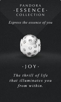 Joy #Pandora #EssenceCollection