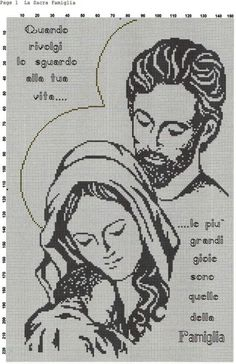 schemi monocolore - idee a punto croce crochet diagram, sacramento, amai, needlepoint, Embroidery Art, Cross Stitch Embroidery, Cross Stitch Patterns, Crochet Patterns, Filet Crochet Charts, Crochet Diagram, Jesus E Maria, Cross Stitch House, Cross Stitch Pictures